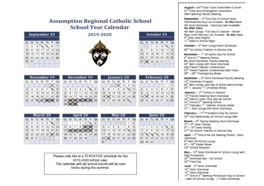 thumbnail of school-year-calendar 2019-2020